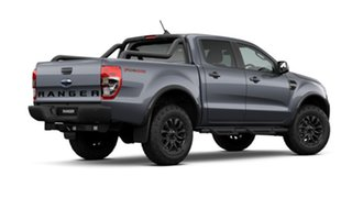 2021 Ford Ranger PX MkIII 2021.25MY FX4 Max Meteor Grey 10 Speed Sports Automatic Double Cab Pick Up