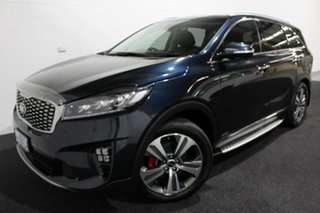 2019 Kia Sorento UM MY19 GT-Line AWD Blue 8 Speed Sports Automatic Wagon
