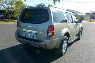 2011 Nissan Pathfinder R51 MY10 ST-L Gold 5 Speed Sports Automatic Wagon.