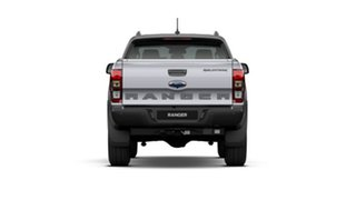 2020 Ford Ranger PX MkIII 2021.25MY Wildtrak Silver 6 Speed Sports Automatic Double Cab Pick Up