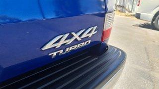 2011 Mazda BT-50 UP0YF1 XTR 6 Speed Manual Utility