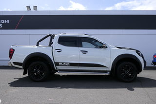 2017 Nissan Navara D23 S2 ST-X N-SPORT Black Edition White 7 Speed Sports Automatic Utility