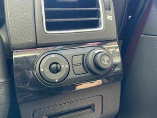 2012 Holden Captiva CG MY12 7 LX (4x4) Red 6 Speed Automatic Wagon