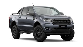 2021 Ford Ranger PX MkIII 2021.25MY FX4 Max Conquer Grey 10 Speed Sports Automatic