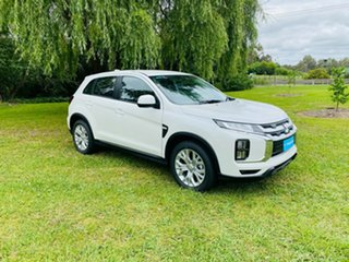 2019 Mitsubishi ASX XD MY20 LS 2WD 1 Speed Constant Variable Wagon.
