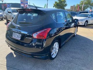 2013 Nissan Pulsar C12 SSS Black 6 Speed Manual Hatchback.