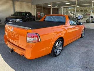 2013 Holden Ute VF MY14 SV6 Ute Orange 6 Speed Manual Utility.