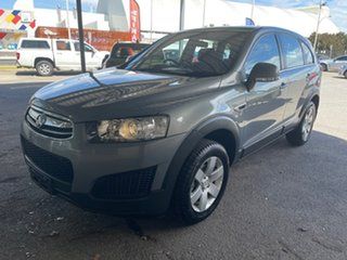 2014 Holden Captiva CG MY14 7 LS Grey 6 Speed Sports Automatic Wagon