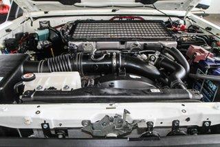 2017 Toyota Landcruiser LC70 VDJ79R MY17 GX (4x4) French Vanilla 5 Speed Manual Cab Chassis