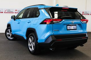 2019 Toyota RAV4 Mxaa52R GXL 2WD Eclectic Blue 10 Speed Constant Variable Wagon