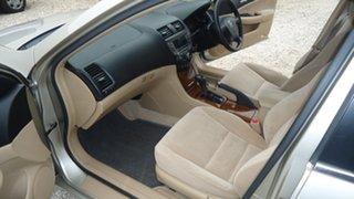 2007 Honda Accord 7th Gen MY07 VTi Gold 5 Speed Automatic Sedan