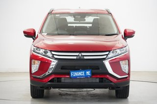 2020 Mitsubishi Eclipse Cross YA MY20 ES 2WD Red Diamond 8 Speed Constant Variable Wagon.