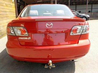 2007 Mazda 6 GG1032 MY07 Sports Red 6 Speed Manual Sedan