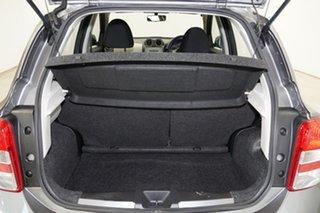 2012 Nissan Micra K13 ST Grey 5 Speed Manual Hatchback