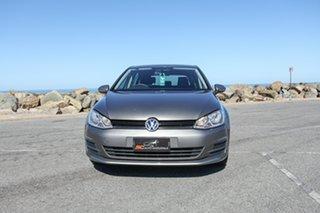 2014 Volkswagen Golf VII MY15 90TSI DSG Grey 7 Speed Sports Automatic Dual Clutch Hatchback.