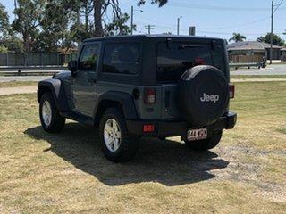 2013 Jeep Wrangler JK MY2013 Sport Grey 5 Speed Automatic Softtop