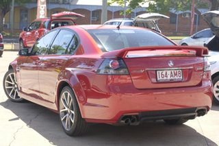 2010 Holden Commodore VE II SS V Red 6 Speed Manual Sedan.