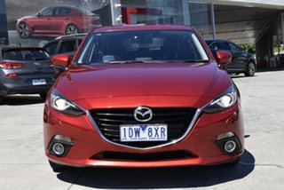 2014 Mazda 3 BM5438 SP25 SKYACTIV-Drive GT Red/Black 6 Speed Sports Automatic Hatchback.