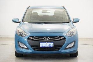 2013 Hyundai i30 GD SE Coupe Blue 6 Speed Manual Hatchback.