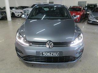2018 Volkswagen Golf 7.5 MY18 R 4MOTION Grey 6 Speed Manual Hatchback