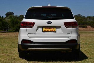 2017 Kia Sorento UM MY17 Si AWD White 6 Speed Sports Automatic Wagon