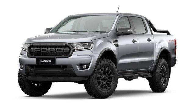 New Ford Ranger PX MkIII 2021.25MY FX4 Max Tanunda, 2020 Ford Ranger PX MkIII 2021.25MY FX4 Max Aluminium Silver 10 Speed Sports Automatic