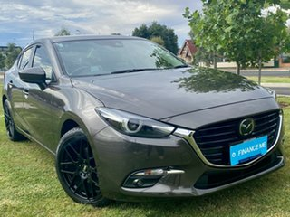 2018 Mazda 3 BN5238 SP25 SKYACTIV-Drive Astina Titanium Flash 6 Speed Sports Automatic Sedan