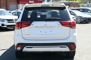 2021 Mitsubishi Outlander ZL MY21 LS 2WD White 6 Speed Constant Variable Wagon