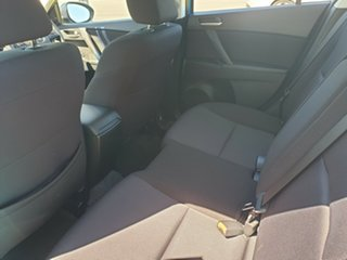 2009 Mazda 3 BL10F1 Maxx Sport Celestial Blue 6 Speed Manual Sedan