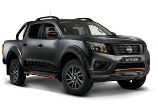 2020 Nissan Navara D23 S4 MY20 N-TREK Slate Grey 7 Speed Sports Automatic Utility