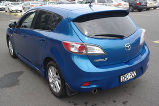 2012 Mazda 3 BL10F2 Maxx Sport Blue 6 Speed Manual Hatchback
