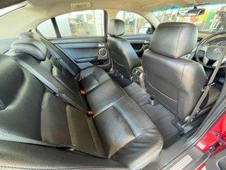 2011 Holden Berlina VE II International Maroon 6 Speed Sports Automatic Sedan