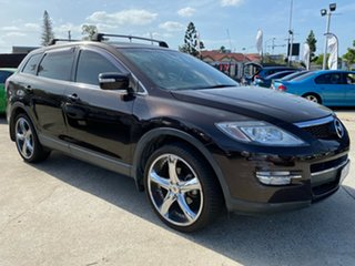 2008 Mazda CX-9 TB10A1 Classic Plum 6 Speed Sports Automatic Wagon.