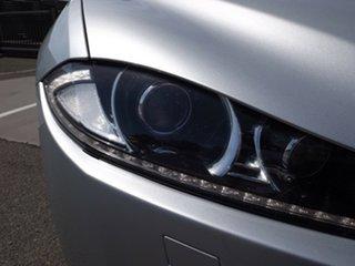 2011 Jaguar XF X250 MY12 Premium Luxury 6 Speed Sports Automatic Sedan.