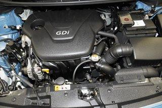 2013 Hyundai i30 GD SE Coupe Blue 6 Speed Manual Hatchback