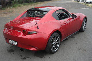 2017 Mazda MX-5 ND GT RF SKYACTIV-MT Red 6 Speed Manual Targa