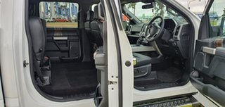 2019 Ford F150 (No Series) Lariat White Automatic Utility