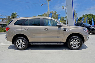 2020 Ford Everest UA II 2020.75MY Trend Diffused Silver 10 Speed Sports Automatic SUV