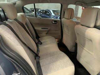 2008 Renault Megane II L84 Phase II Expression dCi Grey 6 Speed Manual Sedan