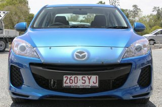 2013 Mazda 3 BL10F2 MY13 Neo Blue 6 Speed Manual Hatchback