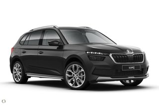 2020 Skoda Kamiq NW MY20.5 85TSI DSG FWD Black 7 Speed Sports Automatic Dual Clutch Wagon.