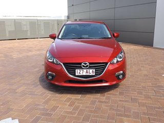 2016 Mazda 3 BN5238 SP25 SKYACTIV-Drive Red 6 Speed Sports Automatic Sedan