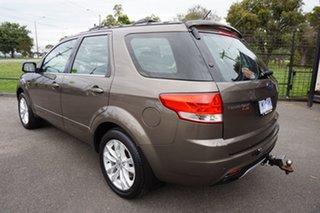 2012 Ford Territory SZ TS Seq Sport Shift Havana 6 Speed Sports Automatic Wagon.