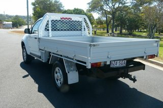 2012 Holden Colorado RG MY13 DX 4x2 White 5 Speed Manual Cab Chassis