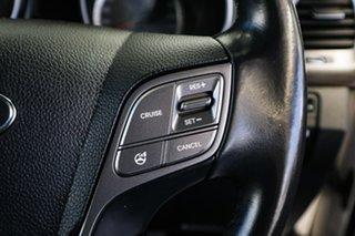 2014 Hyundai Santa Fe DM MY15 Active CRDi (4x4) White 6 Speed Automatic Wagon