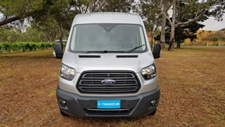 2018 Ford Transit VO 2017.75MY 350L (Mid Roof) Moondust Silver 6 Speed Manual Van.