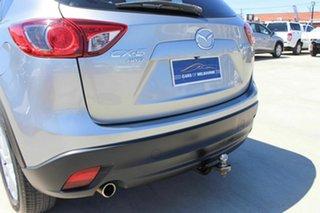 2012 Mazda CX-5 KE1021 Maxx SKYACTIV-Drive AWD Sport Grey 6 Speed Sports Automatic Wagon.
