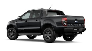 2021 Ford Ranger PX MKIII 2021.2 Wildtrak Shadow Black 10 Speed Sports Automatic Double Cab Pick Up