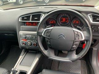 2012 Citroen C4 B7 e-HDi EGS Seduction Red 6 Speed Sports Automatic Single Clutch Hatchback
