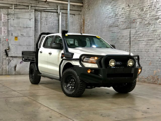 Used Ford Ranger PX MkII XL Mile End South, 2015 Ford Ranger PX MkII XL White 6 Speed Sports Automatic Cab Chassis